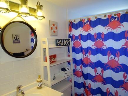 Yarmouth Cape Cod vacation rental - Full bathroom with tub