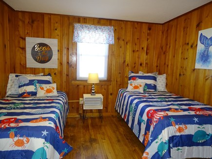 Yarmouth Cape Cod vacation rental - Crab themed bedroom, new memory foam mattresses, new furnishings
