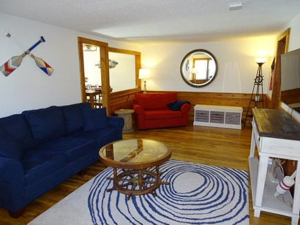 Yarmouth Cape Cod vacation rental - Spacious living room