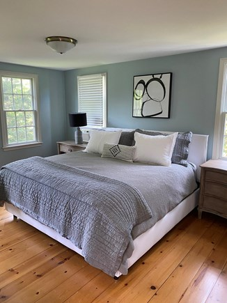 Orleans Cape Cod vacation rental - King Bedroom upstairs