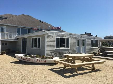 New Silver Beach N. Falmouth Cape Cod vacation rental - Tearoom