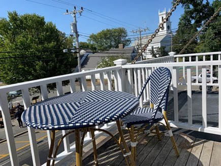 Chatham Cape Cod vacation rental - Deck and Seating Area