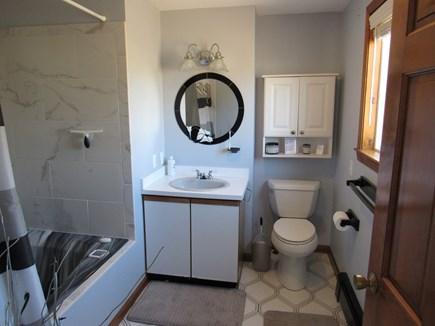 West Dennis Cape Cod vacation rental - Master Bath w/whirlpool