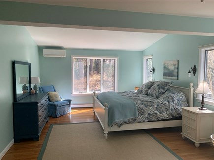 Orleans Cape Cod vacation rental - Large and bright Master bedroom