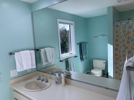 Orleans Cape Cod vacation rental - Bathroom upstairs