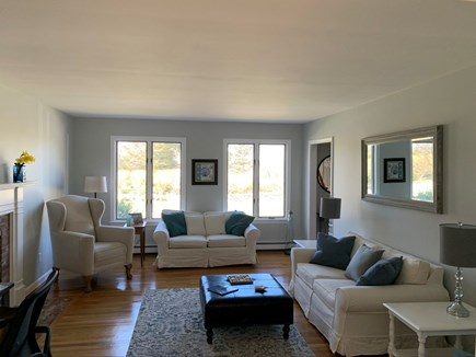 Orleans Cape Cod vacation rental - Separate large living room