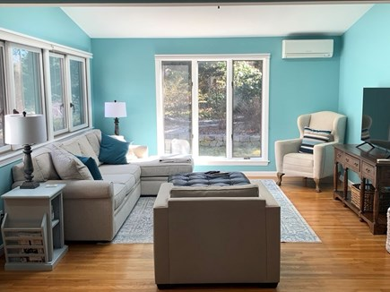 Orleans Cape Cod vacation rental - Bright and open Family room