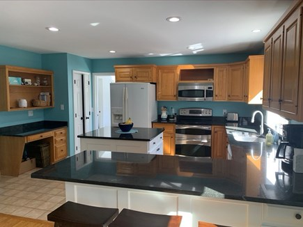 Orleans Cape Cod vacation rental - Large Kitchen with plenty of counter space