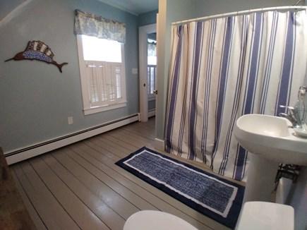 Dennis Cape Cod vacation rental - Captain bathroom upstairs very spacious
