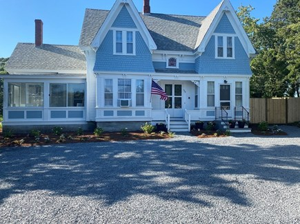Dennis Cape Cod vacation rental - Welcome to the Captains House plenty of parking
