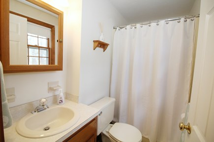 Eastham Cape Cod vacation rental - Master bedroom en suite bathroom with shower