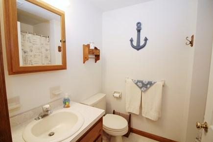 Eastham Cape Cod vacation rental - Bathroom with tub/shower