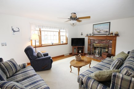 Eastham Cape Cod vacation rental - Bright and open living room