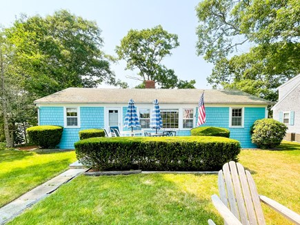 Popponesset Cape Cod vacation rental - Front view of the home