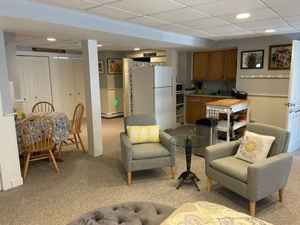 Eastham Cape Cod vacation rental - Fully equipped galley kitchen