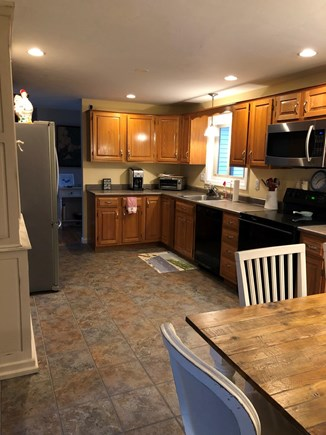 East Falmouth Cape Cod vacation rental - Plenty of room for more than one cook!