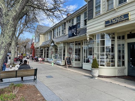 East Falmouth Cape Cod vacation rental - Downtown Falmouth