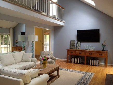 East Falmouth Cape Cod vacation rental - Sunny, well-appointed family-friendly East Falmouth home sleeps 8