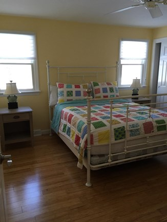 East Falmouth Cape Cod vacation rental - 2nd bedroom on 1st floor with Queen bed