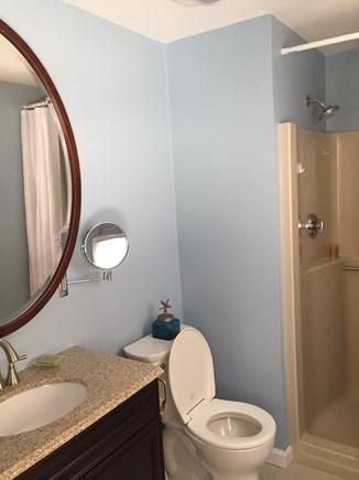 East Falmouth Cape Cod vacation rental - Master Bathroom