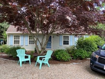 New Seabury Cape Cod vacation rental - Large beautiful private yard