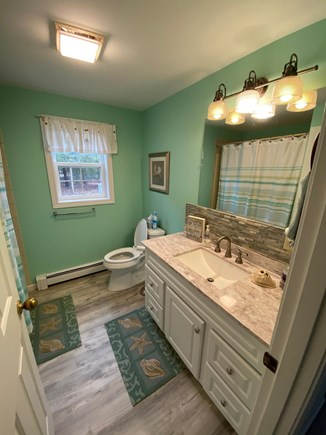 New Seabury Cape Cod vacation rental - First Floor Bathroom
