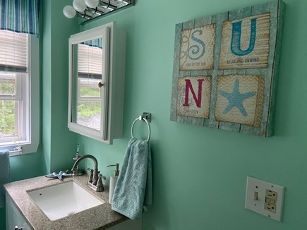New Seabury Cape Cod vacation rental - Second Floor Bathroom