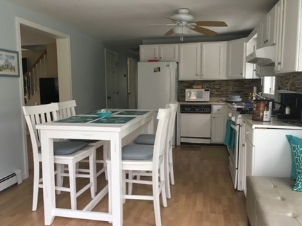 New Seabury Cape Cod vacation rental - Nice Kitchen with slider to deck
