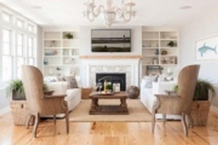 Dennis Cape Cod vacation rental - Splashy living room