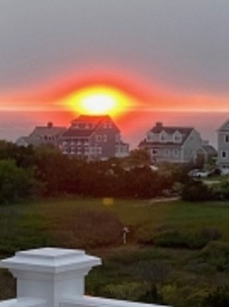 Dennis Cape Cod vacation rental - A nightly spectacular right from your deck
