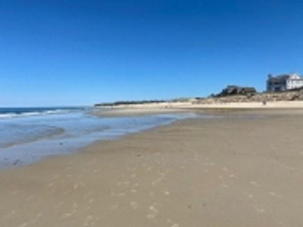 Dennis Cape Cod vacation rental - Beautiful uncrowded beach at the end of Dr Lords Rd