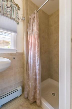 East Sandwich Cape Cod vacation rental - Tile shower in Bath