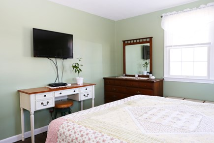 Yarmouth, Off South Sea Ave  Cape Cod vacation rental - Main Bedroom