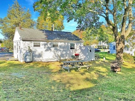 Plymouth MA vacation rental - Relaxing private back yard.