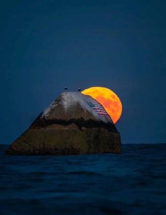 Plymouth MA vacation rental - Sunrise at Flag Rock