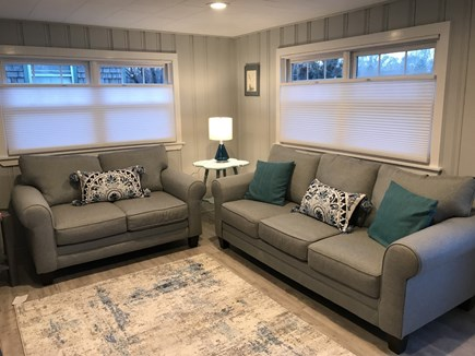 Plymouth MA vacation rental - Cozy living room