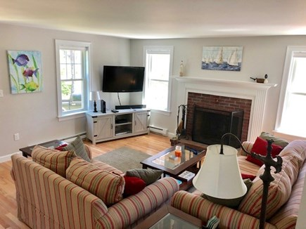 Wellfleet, Lecount Hollow - 3950 Cape Cod vacation rental - Living Room