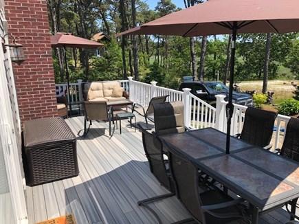 Wellfleet, Lecount Hollow - 3950 Cape Cod vacation rental - Deck
