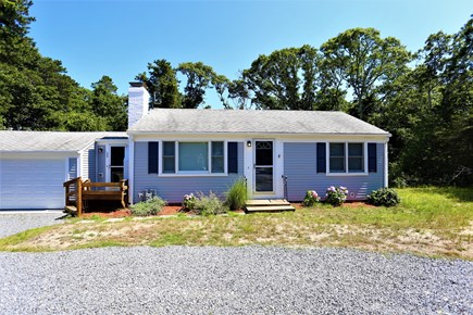 Harwich Retreat Cape Cod vacation rental - Front of the house