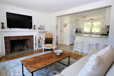 Harwich Retreat Cape Cod vacation rental - Living Room