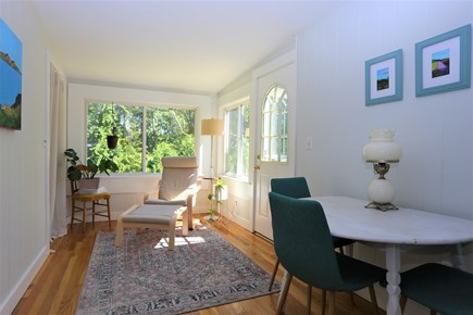 Harwich Retreat Cape Cod vacation rental - A little area to relax and read a book
