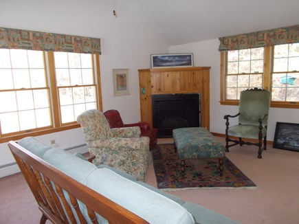 Centerville, Craigville Cape Cod vacation rental - Third bedroom sitting area