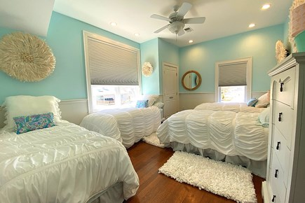 Paradise on Popponesset Cape Cod vacation rental - 4 Twin Beds
