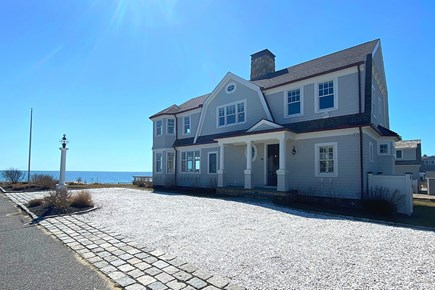 Paradise on Popponesset Cape Cod vacation rental - Steps from the beach!