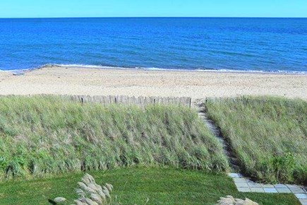 Paradise on Popponesset Cape Cod vacation rental - Private Path to Beach
