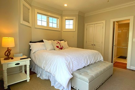 Paradise on Popponesset Cape Cod vacation rental - First floor bedroom