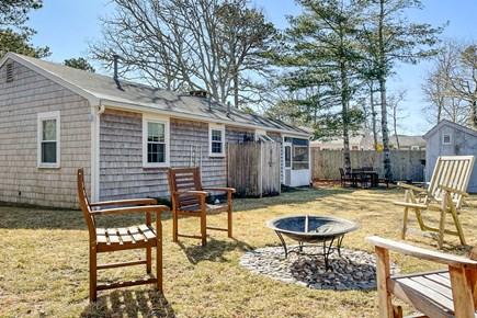 Dennis Cape Cod vacation rental - Yard