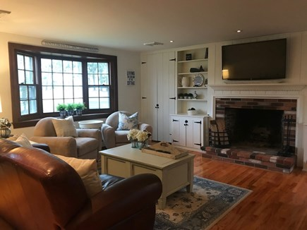 Harwich Cape Cod vacation rental - Open concept family room perfect for relaxing