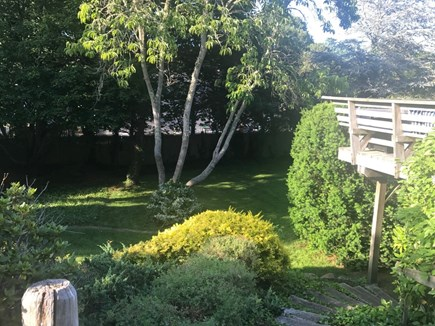 Harwich Cape Cod vacation rental - Private oasis back yard