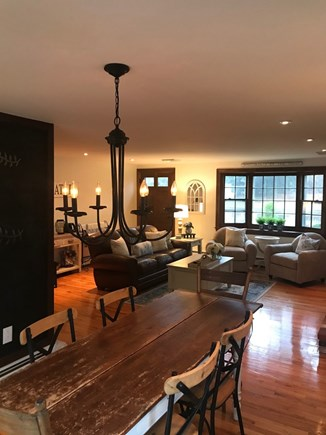 Harwich Cape Cod vacation rental - Airy open concept first floor living